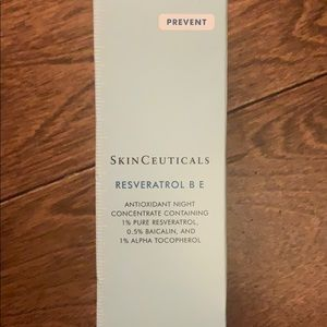 Brand new Resveratrol BE by SkinCeuticals